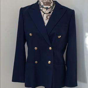 Ralph Lauren double breasted suit jacket- 10p
